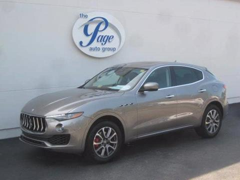 2017 Maserati Levante for sale in Richmond, VA