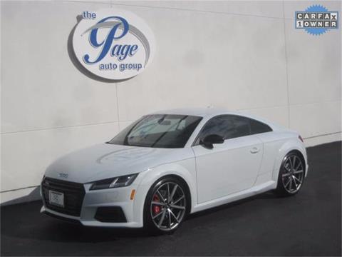 2017 Audi TTS for sale in Richmond, VA