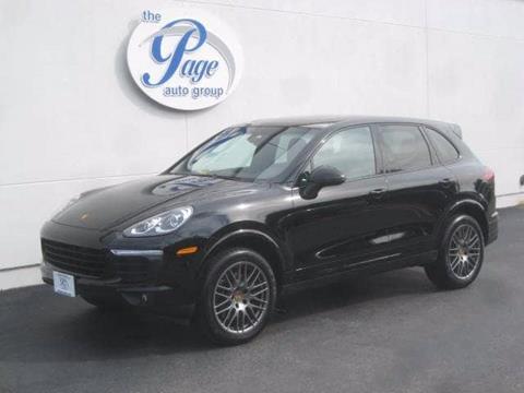 2017 Porsche Cayenne for sale in Richmond, VA