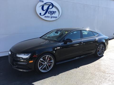 2018 Audi A7 for sale in Richmond, VA