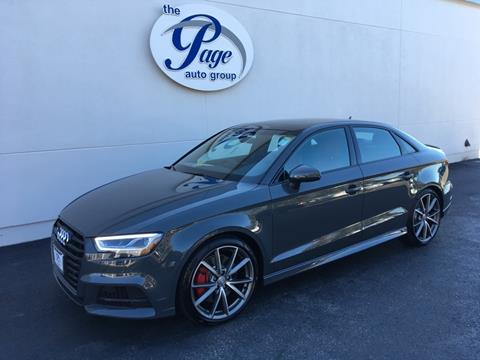 2018 Audi S3 for sale in Richmond, VA