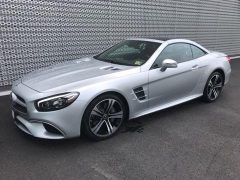 used 2018 mercedes benz sl class for sale. Black Bedroom Furniture Sets. Home Design Ideas