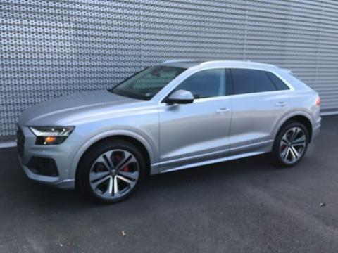 Used Audi Q8 For Sale In Seattle Wa Carsforsalecom