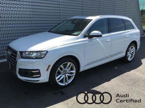 Audi Richmond Va >> 2018 Audi Q7 For Sale In Richmond Va