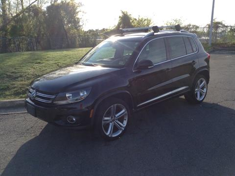 2016 Volkswagen Tiguan for sale in Richmond, VA