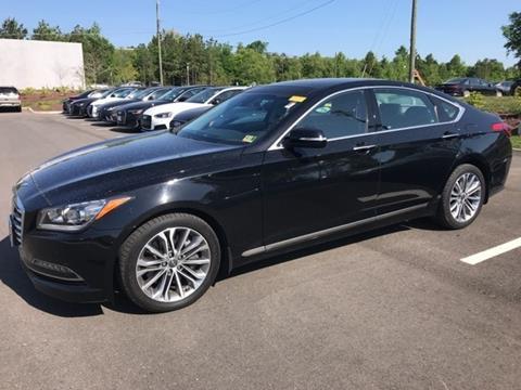 Audi Richmond Va >> Used 2017 Genesis G80 For Sale - Carsforsale.com®