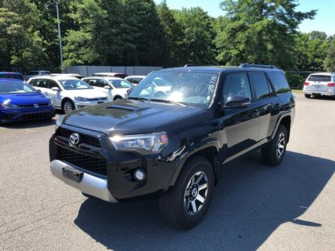 West Broad Audi >> Used Toyota 4Runner For Sale in Richmond, VA - Carsforsale.com®