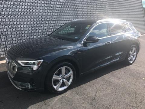 2019 Audi e-tron for sale in Richmond, VA
