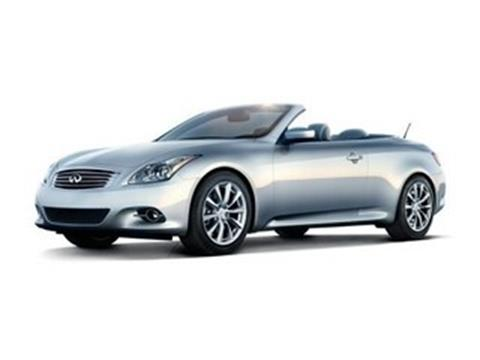 2012 Infiniti G37 Convertible for sale in Richmond, VA