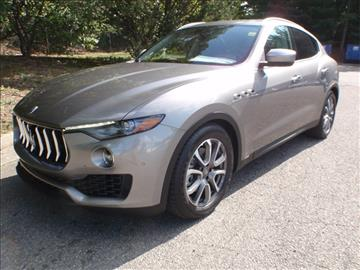 2017 Maserati Levante for sale in Richmond, VA