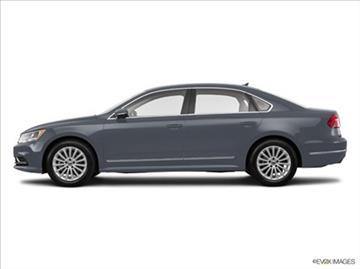 2017 Volkswagen Passat for sale in Richmond, VA