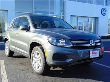 2017 Volkswagen Tiguan for sale in Richmond, VA