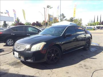 2008 Nissan Maxima for sale in Fresno, CA
