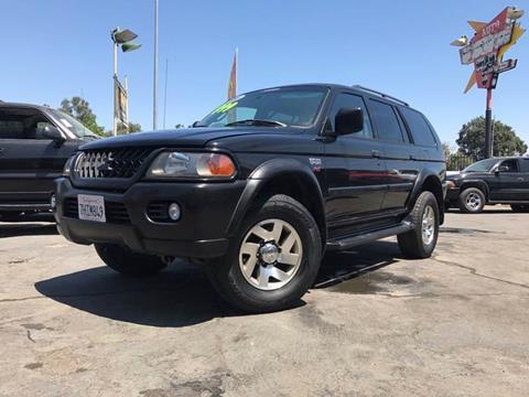 2001 Mitsubishi Montero Sport For Sale In Fresno, CA