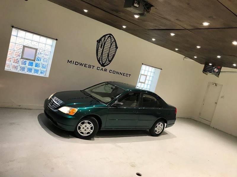 2002 Honda Civic LX 4dr Sedan - Villa Park IL