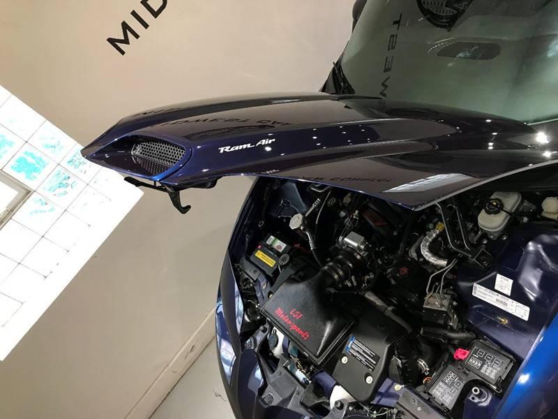 2000 Pontiac Firebird Trans Am 2dr Hatchback - Villa Park IL