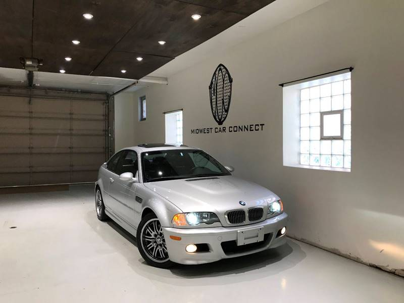 2002 BMW M3 2dr Coupe - Villa Park IL