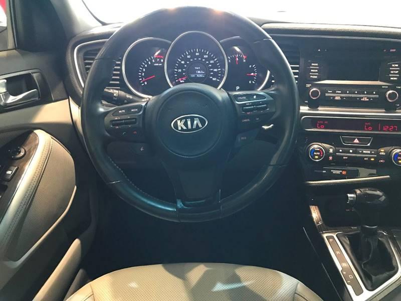 2014 Kia Optima EX 4dr Sedan - Villa Park IL