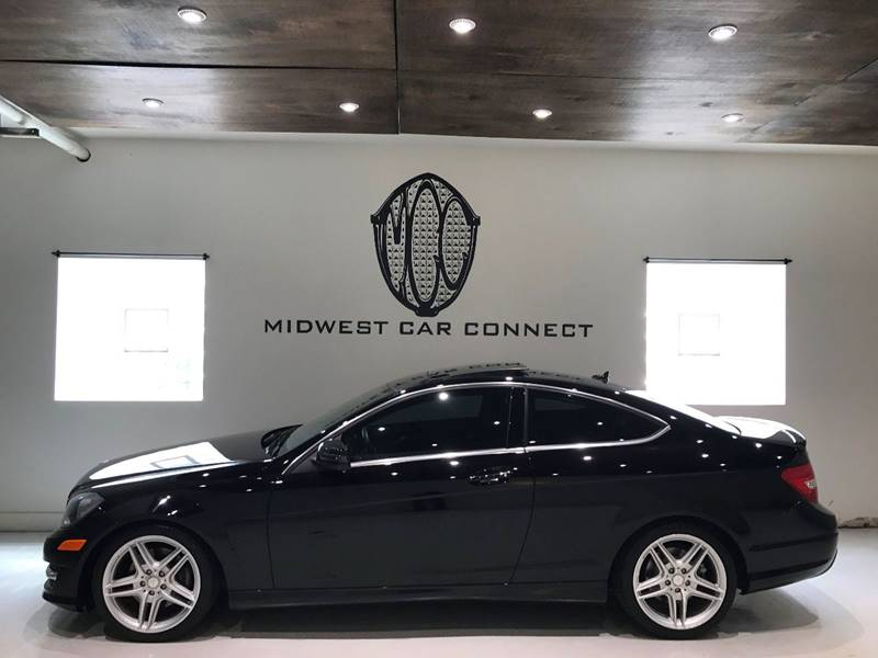 2013 Mercedes Benz C Class Awd C 350 4matic 2dr Coupe In Villa Park