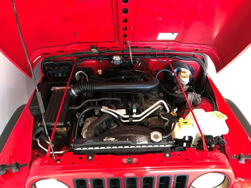 2006 Jeep Wrangler X 2dr SUV 4WD In Villa Park IL  Midwest Car