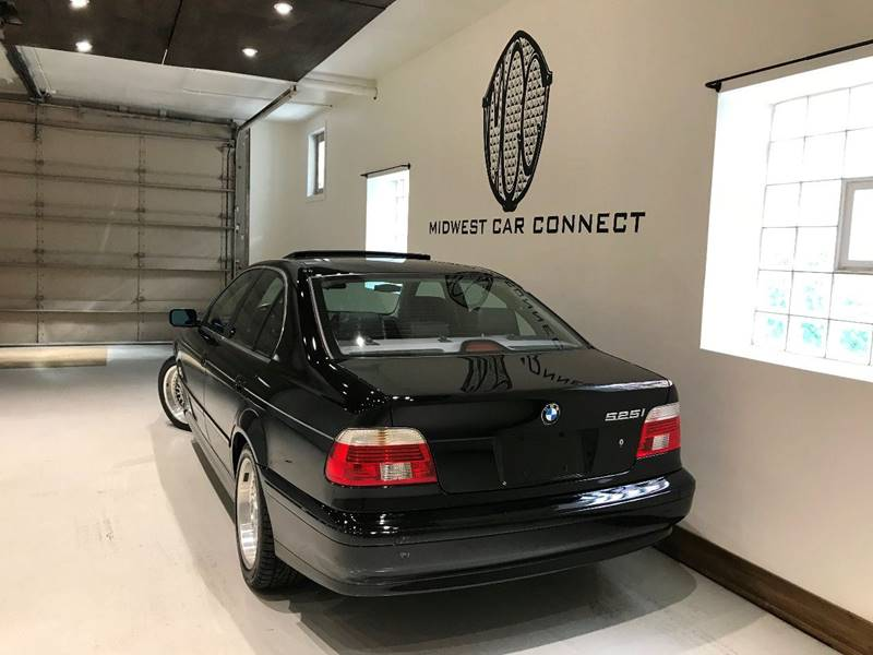 2001 Bmw 5 Series 525i 4dr Sedan In Villa Park IL - Midwest Car Connect