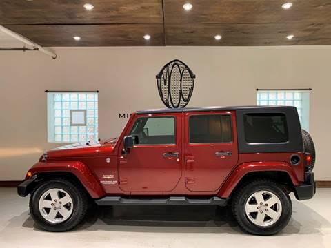 2008 Jeep Wrangler Unlimited for sale in Villa Park, IL