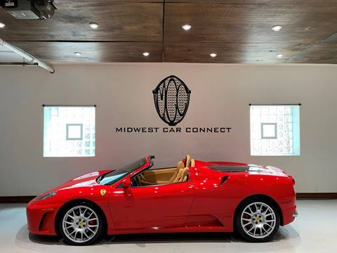 2006 Ferrari F430 for sale at Midwest Car Connect in Villa Park IL