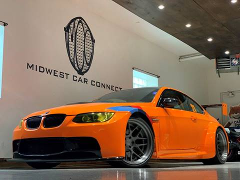 2008 BMW M3 for sale at Midwest Car Connect in Villa Park IL