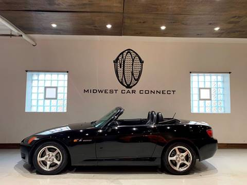 2002 Honda S2000 for sale at Midwest Car Connect in Villa Park IL