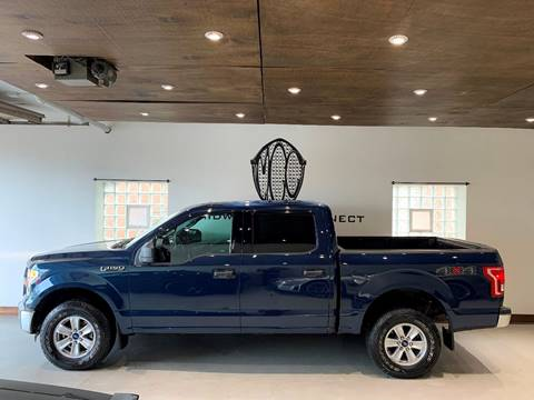 2016 Ford F-150 for sale at Midwest Car Connect in Villa Park IL