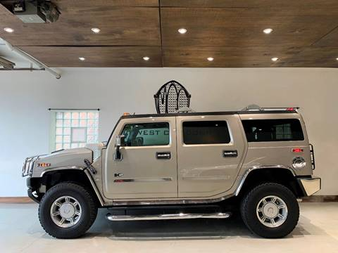2005 HUMMER H2 for sale at Midwest Car Connect in Villa Park IL