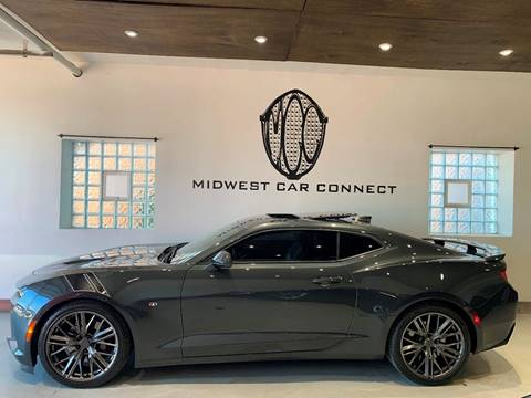 2018 Chevrolet Camaro for sale at Midwest Car Connect in Villa Park IL