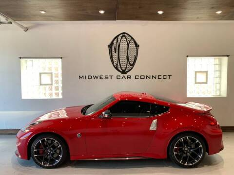 2017 Nissan 370Z for sale at Midwest Car Connect in Villa Park IL