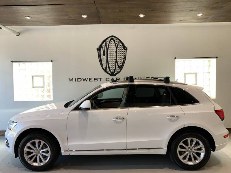2016 Audi Q5 for sale at Midwest Car Connect in Villa Park IL