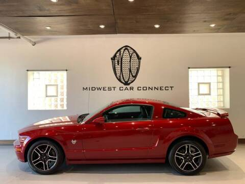 2009 Ford Mustang for sale at Midwest Car Connect in Villa Park IL