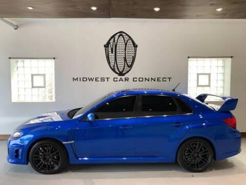 2011 Subaru Impreza for sale at Midwest Car Connect in Villa Park IL