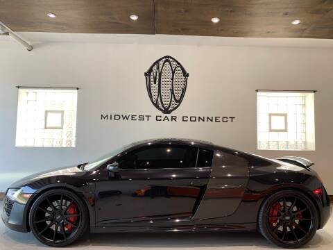 2014 Audi R8 for sale at Midwest Car Connect in Villa Park IL