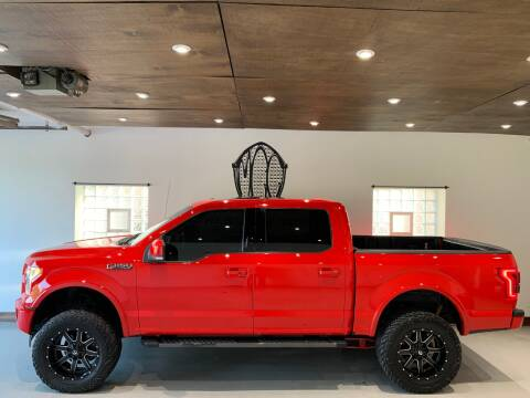 2017 Ford F-150 for sale at Midwest Car Connect in Villa Park IL