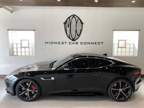 2016 Jaguar F-TYPE for sale at Midwest Car Connect in Villa Park IL