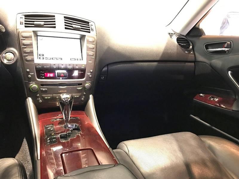 2006 Lexus IS 250 AWD 4dr Sedan - Villa Park IL
