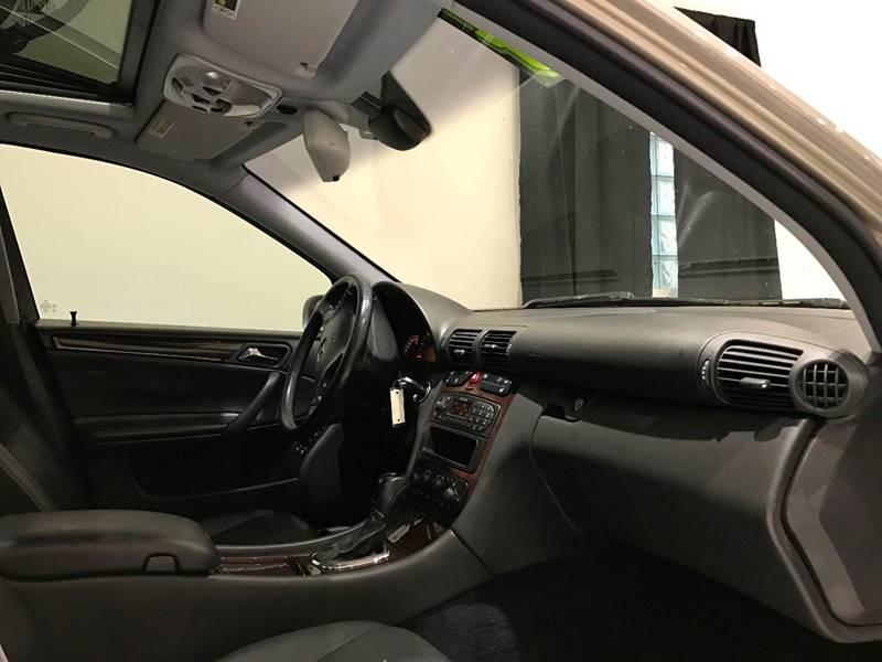 2004 Mercedes-Benz C-Class AWD C 240 4MATIC 4dr Wagon - Villa Park IL