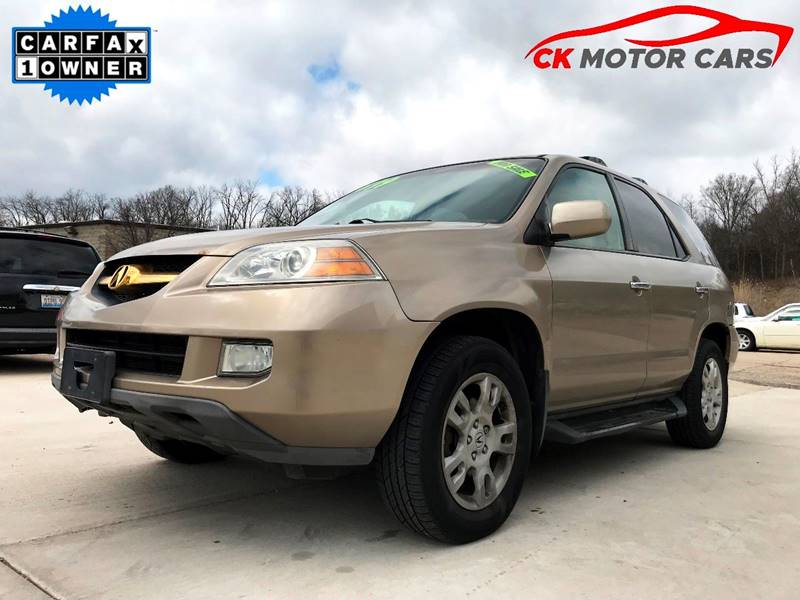 Acura MDX Touring In Elgin IL CK Motor Cars - Acura mdx 2005 for sale