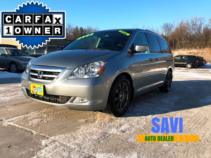 Perfect 2007 Honda Odyssey For Sale At CK Motor Cars In Elgin IL