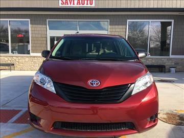2012 Toyota Sienna for sale in Elgin, IL