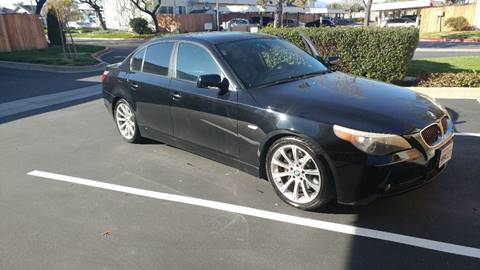 2005 BMW 5 Series for sale in Pleasanton, CA