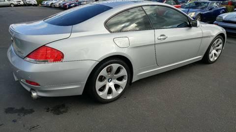 2006 BMW 6 Series for sale in Pleasanton, CA