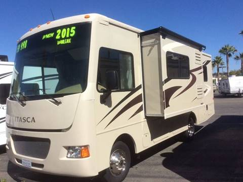 2015 Winnebago Sunstar 26HE for sale at Rancho Santa Margarita RV in Rancho Santa Margarita CA