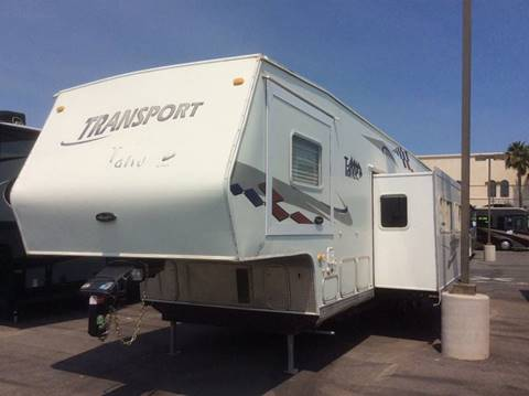 2006 Thor Industries Tahoe for sale at Rancho Santa Margarita RV in Rancho Santa Margarita CA