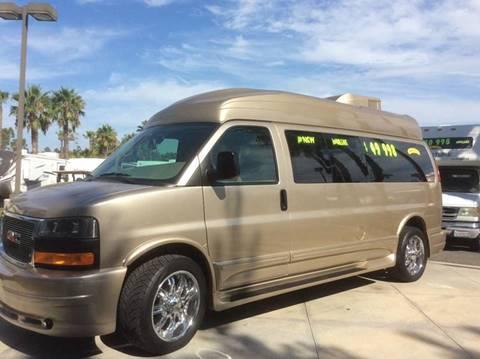 2012 GMC Conversion Van MILES 5670