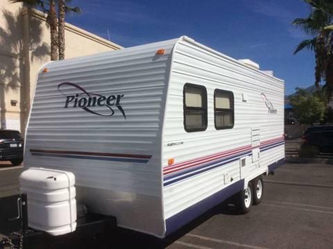 2004 Fleetwood Pioneer for sale at Rancho Santa Margarita RV in Rancho Santa Margarita CA